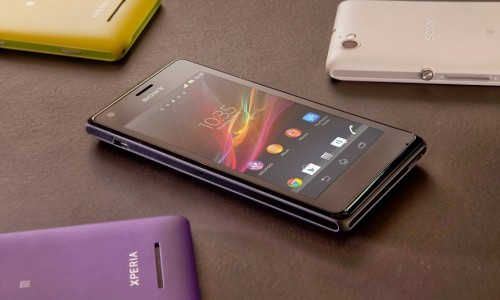 Get the Sony Xperia M for $200 Outright