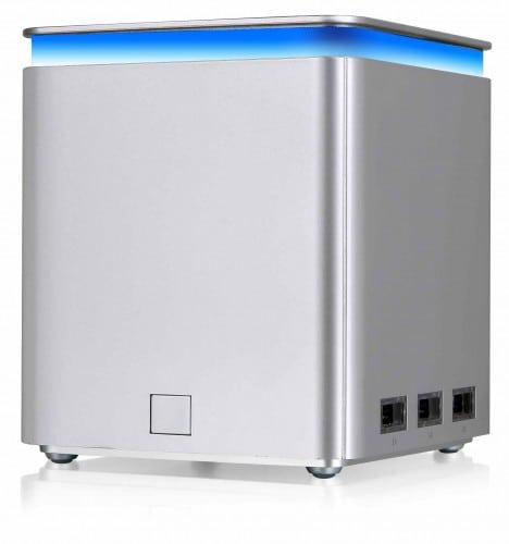 LUXA2 P-MEGA has unique blue LED mood light