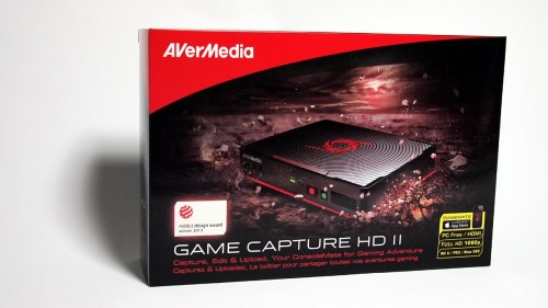 MEGATech Reviews - AVerMedia Game Capture HD II C285