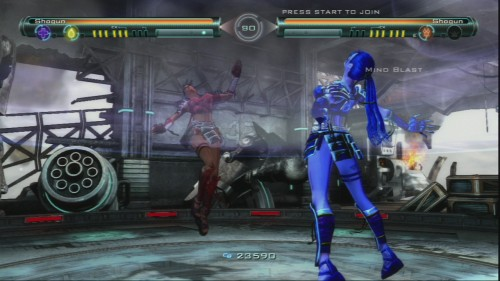 MEGATech Reviews - Girl Fight for Xbox 360 (XBLA)