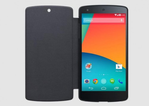 Official Nexus 5 Cases from LG Are Kinda Expensive