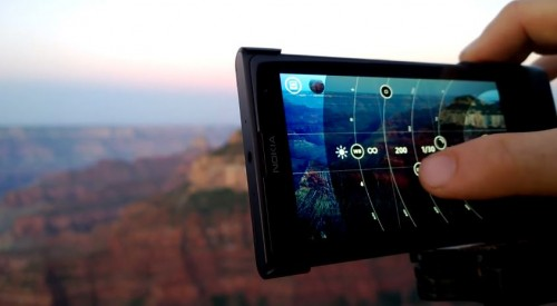 Epic National Geographic Assignment with Nokia Lumia 1020 (Video)