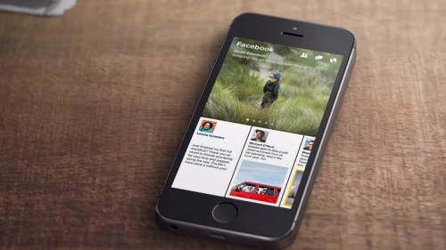 Facebook's New Paper iOS App Could Replace Official Facebook App