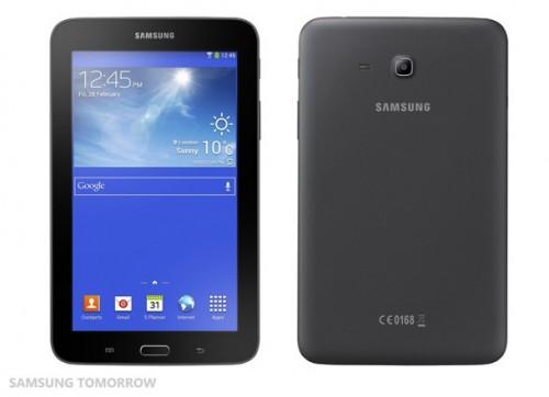 Samsung Announces the Galaxy Tab 3 Lite