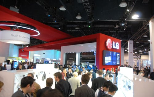 LG's Mobile Takes a Hit, HDTVs Turn a Profit, New Flagship Phone Coming