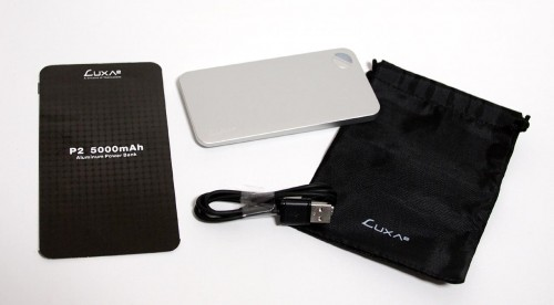 MEGATech Reviews - LUXA2 P2 5000mAh Aluminum Power Bank
