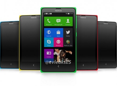 Nokia's Normandy Android Phone to Borrow Windows Phone UI