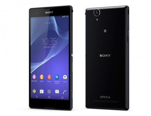 Sony Announces the Xperia T2 Ultra Smartphone