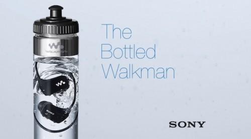 The Bottled Walkman: Marketing Genius