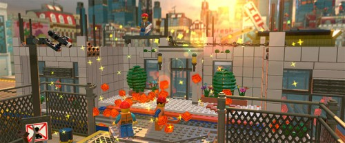 LEGO: It's a Toy. It's a Movie. It's a Video Game!