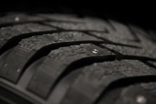 Retractable Stud Tires: Sheer Brilliance