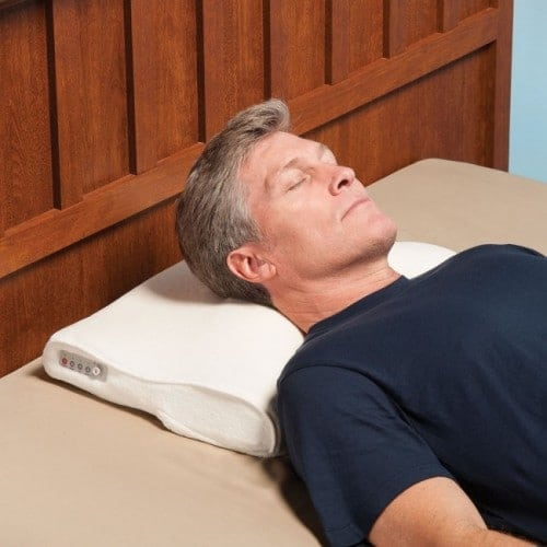 Snoring Spouse? Try a Nudging Pillow