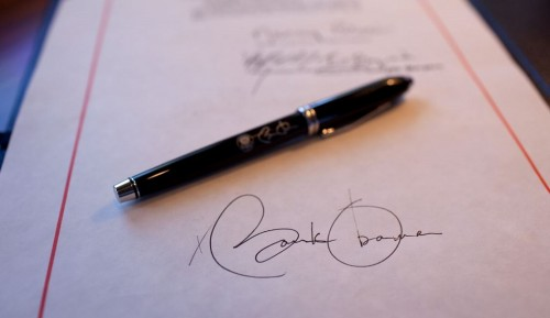 "Why Do We Still Use ""Analog"" Signatures?"