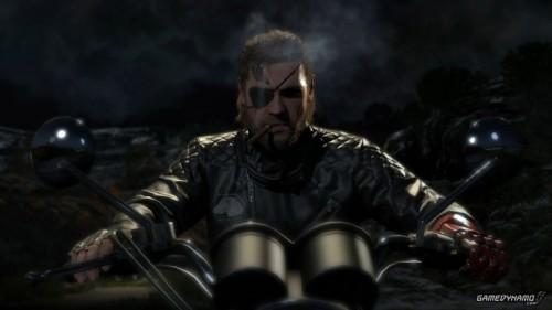 Metal Gear Solid Ground Zero