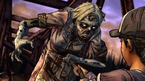 The-Walking-Dead-Season-2-Episode-2-A-House-Divided-Review-Screen-Clementine-Zombie