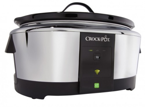 WeMo Crock-Pot: Wireless Crock-Pot Control