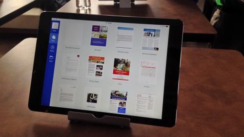 Microsoft Office Finally Comes to Apple's iPad