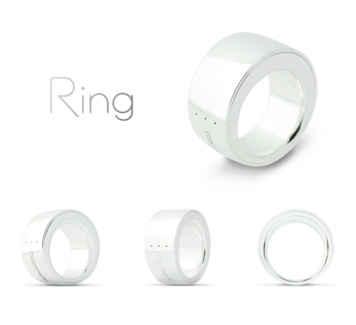 Ring: Short Everything Allows You to Control Devices with Your Finger