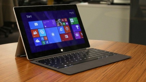Microsoft Announces the Surface 2 with LTE for AT&T