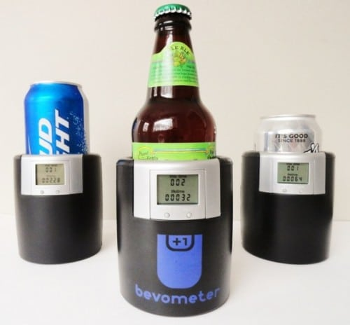The Bevometer Tracks Your Drinks So You Don't Have To