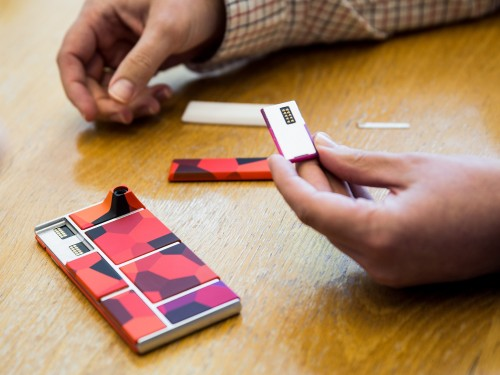 Google's Project Ara Looks to Reinvent the Cellphone
