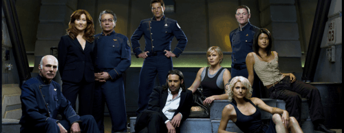 Battlestar Galactica Reboot Movie in the Works