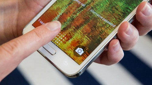 Fingerprint Scanner on Galaxy S5 Can Be Spoofed for Unauthorized PayPal Transfers