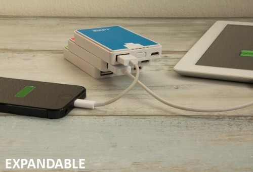 IDAPT Modulo: The Expandable, Portable Battery For Everyone