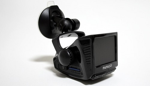 MEGATech Reviews - PAPAGO! P3 Full HD 1080p Driving Recorder Dashcam