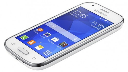 Samsung's Midrange Galaxy Ace Style Coming in April