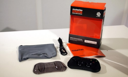 MEGATech Video Reviews: SteelSeries Stratus Wireless Controller for iOS 7