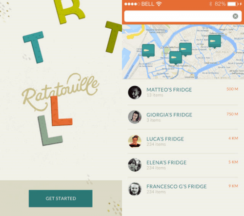 Ratatouille: A Food, A Movie, and Now a Food-Sharing App