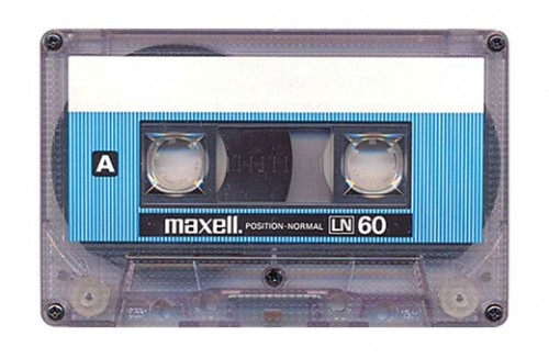 Sony Crams 185TB of Data on One Cassette Tape