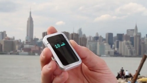 Quitbit Tracks Your Smoking Habits on the Road to Quitting