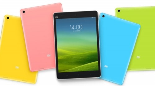 Xiaomi Mi Pad Attacks Tablet Market with Easter Colors