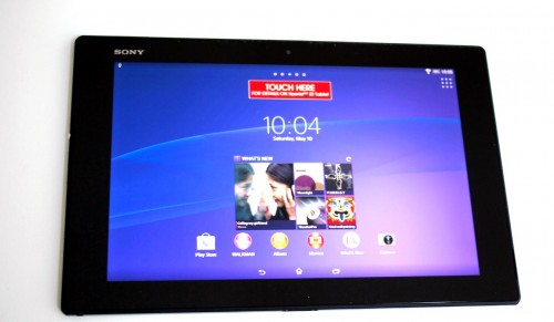 MEGATech Video Reviews - Sony Xperia Z2 Tablet (10.1-Inch)