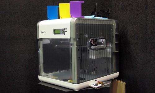 COMPUTEX 2014: Kinpo's XYZprinting da Vinci 3D Printer for Only $500