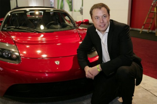 Elon Musk Releases All Tesla Patents to the Public