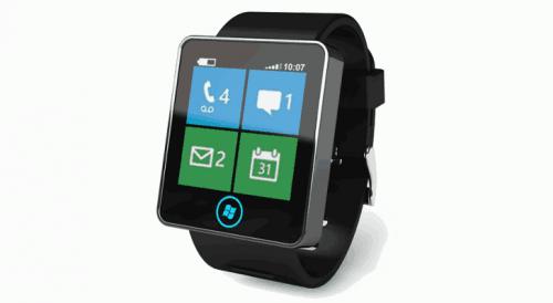 Microsoft-Smart-Watch