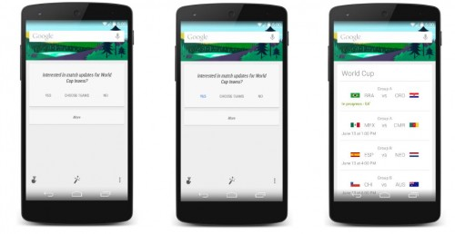 "Google ""Confirms"" Android 5.0 in World Cup Tweet"