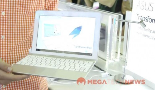 MEGATech Videos: ASUS Padfone X, Transformer Pads and Chromebooks (COMPUTEX 2014)