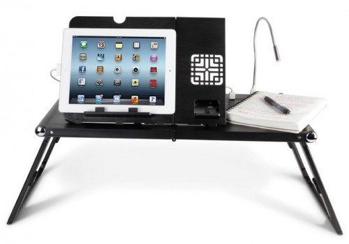 The Only iPad Back Up Battery Lap Desk You Need