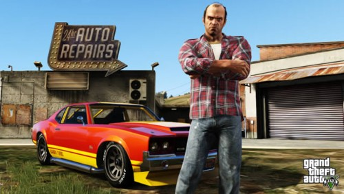 Grand Theft Auto V Coming to PlayStation 4, Xbox One, and PC