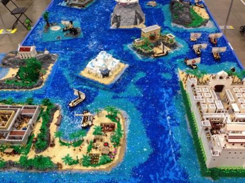 MEGATech Showcase: LEGO Frenzy!