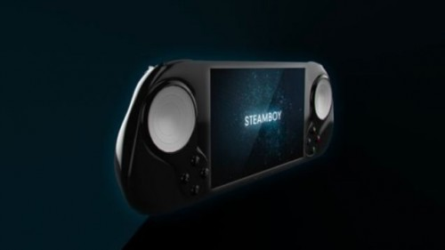 The Steamboy is a Steam Machine in the Palm of your Hands