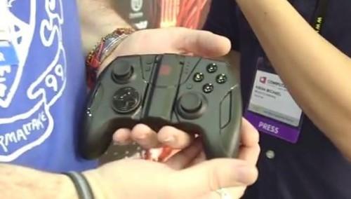 MEGATech Videos: The Secret Tt eSPORTS Mobile Gaming Controller (COMPUTEX 2014)