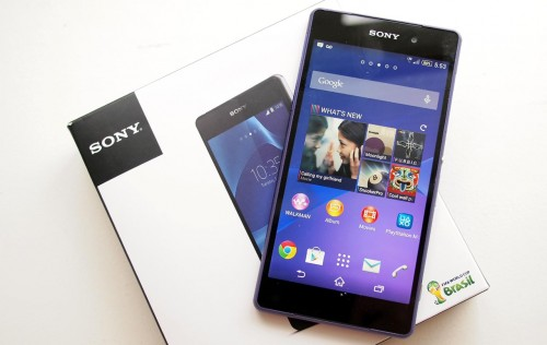 MEGATech Reviews - Sony Xperia Z2 Smartphone with SmartBand SWR10