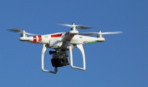 New York Men Charged with Felony for Flying Drone Close to NYPD Helicopter