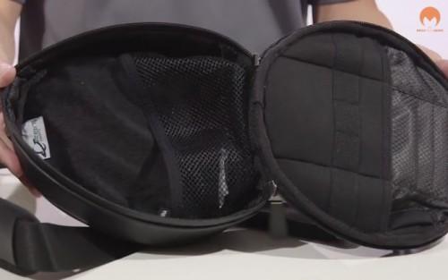 MEGATech Video Reviews: Orbit Concepts DELOOP Headphone Bag