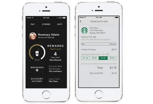 Starbucks App for iPhone Becoming Digital Wallet for Other Stores?